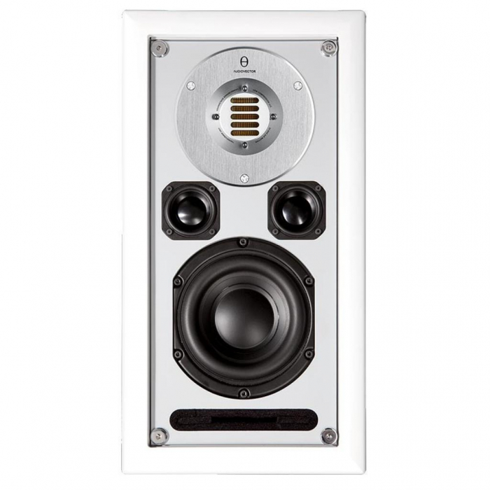 Boxe Surround Audiovector On Wall Arrete 0