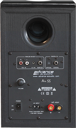 Boxe wireless Advance Acoustic AIR 55 + receiver Bluetooth [2]