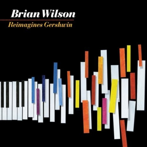 Vinil Brian Wilson (from The Beach Boys)-Brian Wilson Reimagines Gershwin (180g Audiophile Pressing)-LP 0