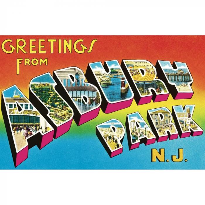 Vinil Bruce Springsteen-Greetings From Asbury Park, N.J.-LP 0