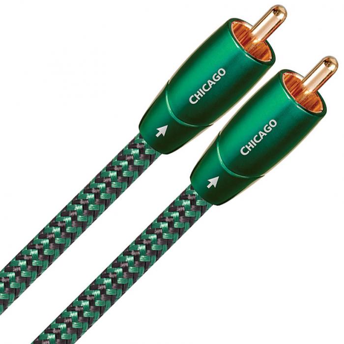 Cablu audio 2RCA - 2RCA AudioQuest Chicago 0