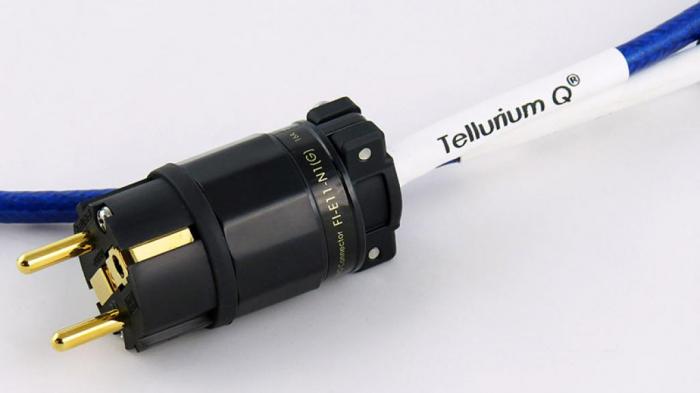Cablu de Alimentare Tellurium Q Ultra Blue 1.5 metri 2