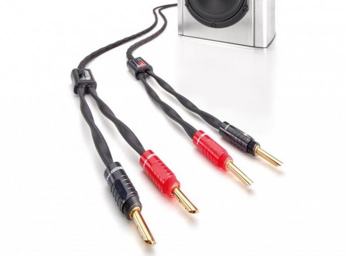 Cablu de Boxe Eagle High End Deluxe cu Banana BFA SW 3m 2