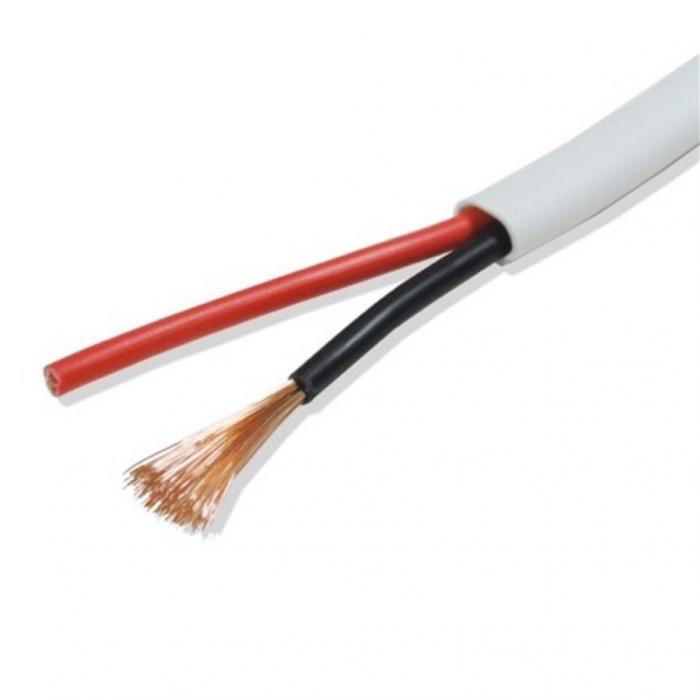 Cablu de Boxe Eagle High Standard Alb 2x1.5mm [0]
