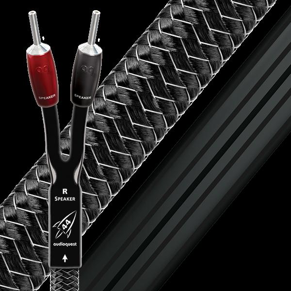 Cablu de boxe High-End cu mufe banana Audioquest Rocket 44 [0]