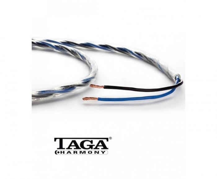 Cablu de boxe la metru Taga Harmony Azure 12/14 biwire 0