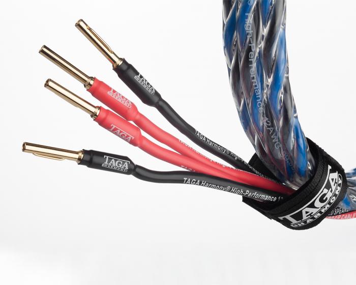 Cablu de boxe Taga Harmony Azure 12-2C, 2x25 mm 0