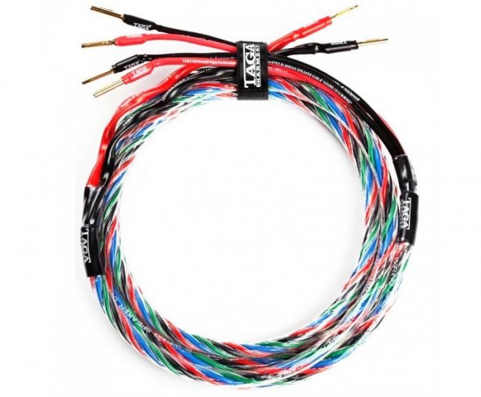 Cablu de boxe Taga Harmony Azure 14-2C (2 x 3 m) 1