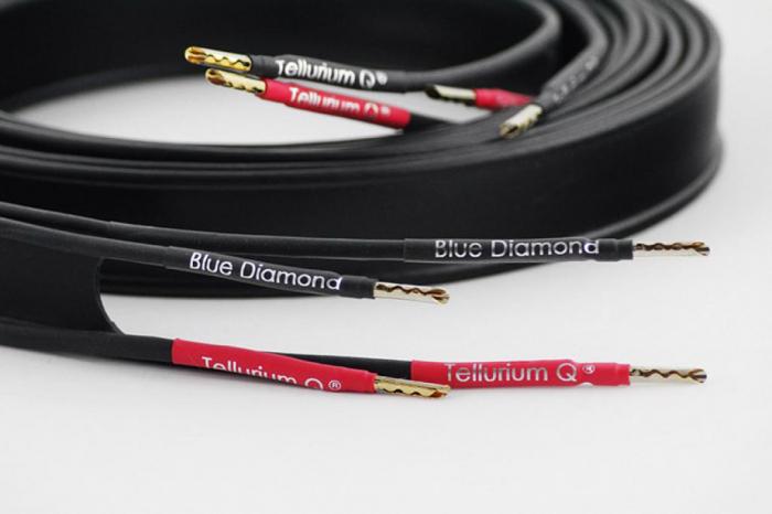 Cablu de Boxe Tellurium Q Blue Diamond 2