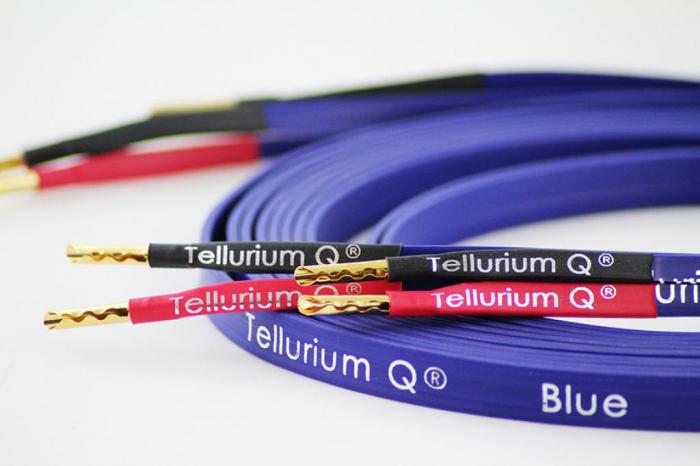 Cablu de Boxe Tellurium Q Blue Speaker Cable [0]