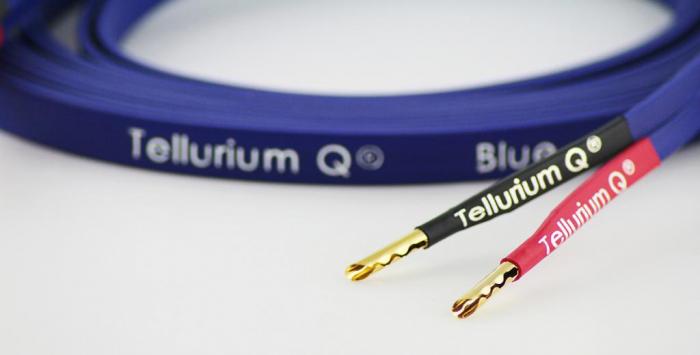 Cablu de Boxe Tellurium Q Blue Speaker Cable 3