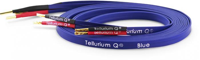 Cablu de Boxe Tellurium Q Blue Speaker Cable 4