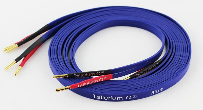 Cablu de Boxe Tellurium Q Blue Speaker Cable 5