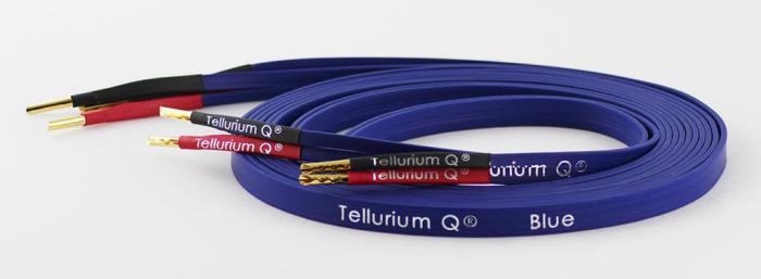 Cablu de Boxe Tellurium Q Blue Speaker Cable [2]