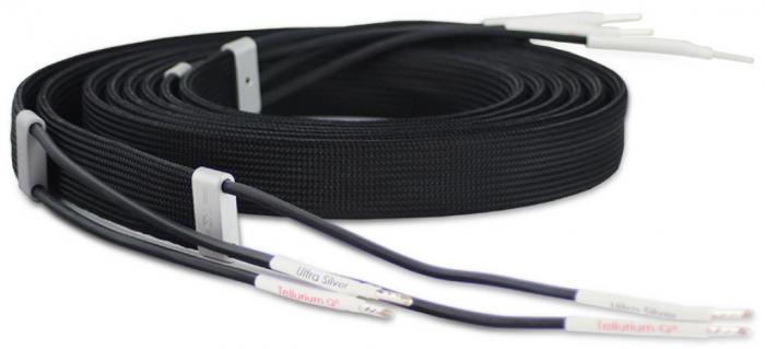 Cablu de Boxe Tellurium Q Ultra Silver 4