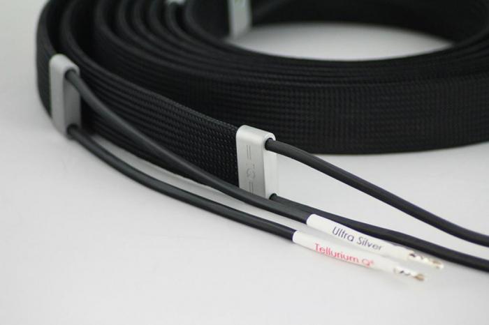 Cablu de Boxe Tellurium Q Ultra Silver 2
