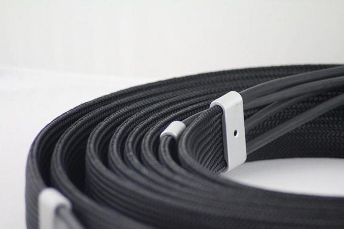 Cablu de Boxe Tellurium Q Ultra Silver 1