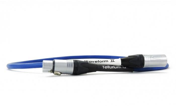 Cablu Digital AES/EBU Tellurium Q Blue 1