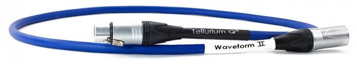 Cablu Digital AES/EBU Tellurium Q Blue 5