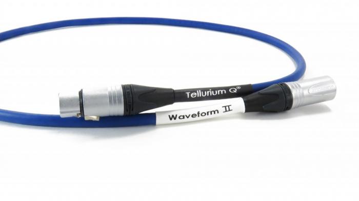 Cablu Digital AES/EBU Tellurium Q Blue 3
