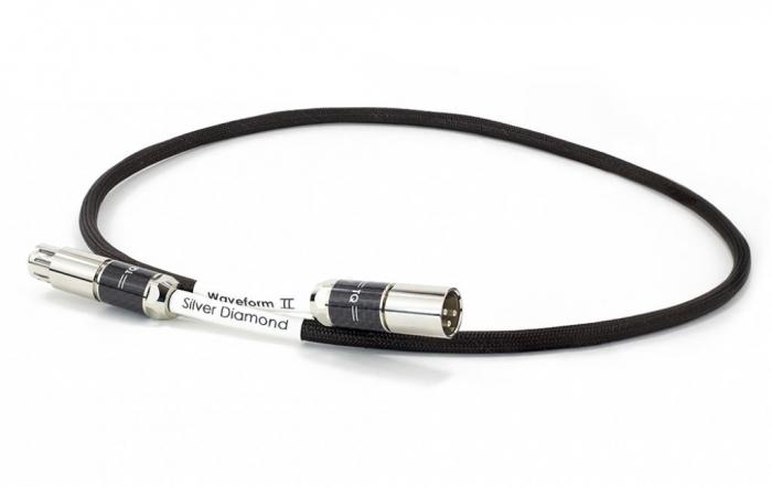 Cablu Digital AES/EBU Tellurium Q Silver Diamond 4