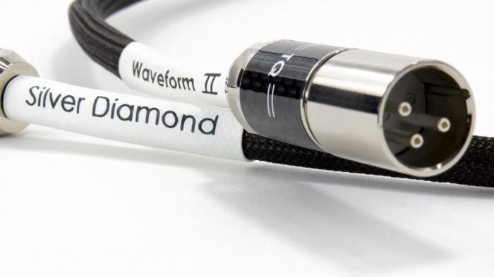 Cablu Digital AES/EBU Tellurium Q Silver Diamond 1