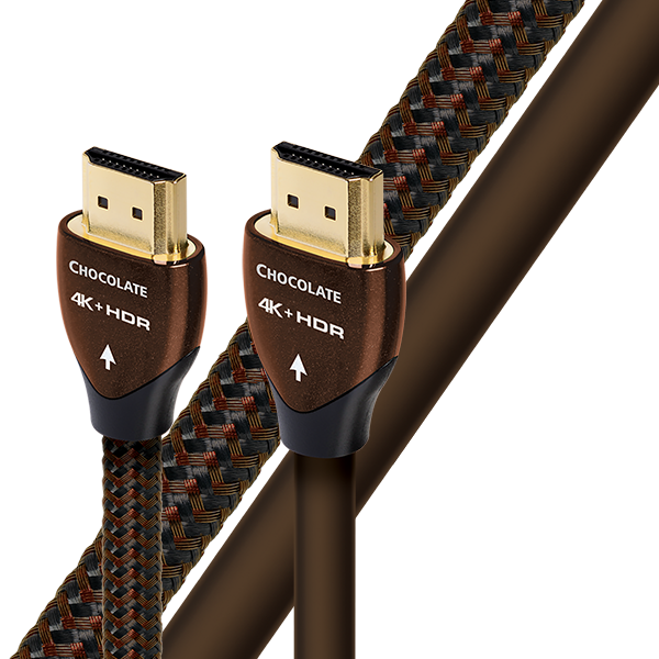 Cablu HDMI 4K AudioQuest Chocolate, HDMI 2.0 / HDCP 2.2 0