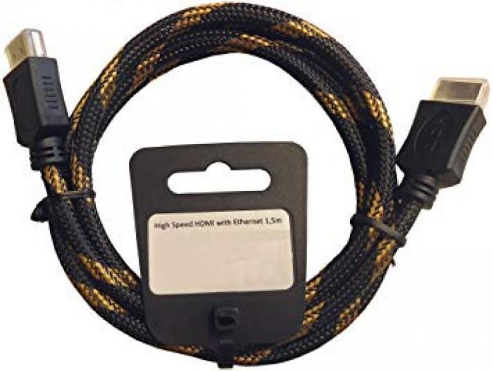 Cablu HDMI 4K Eagle Ethernet 1.5 m 0