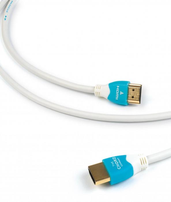 Cablu HDMI Chord C-view Ultra-Slim 0