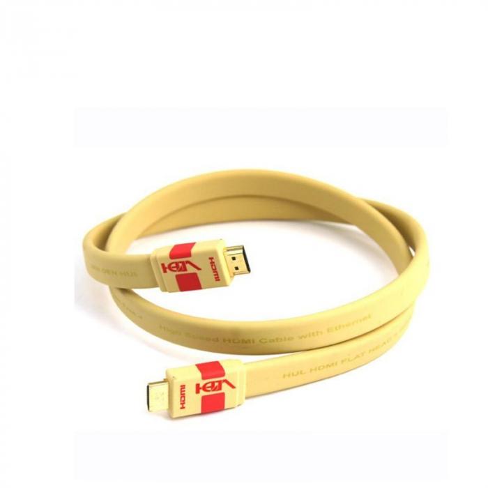 Cablu HDMI Van den Hul The VDH Flat Heac 0