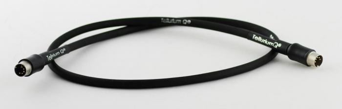 Cablu Interconect Tellurium Black 5 PIN DIN 0