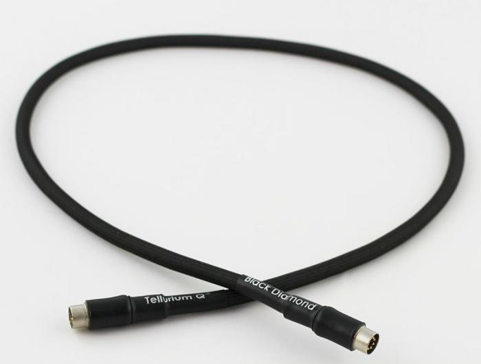 Cablu Interconect Tellurium Black Diamond 5 PIN DIN 2