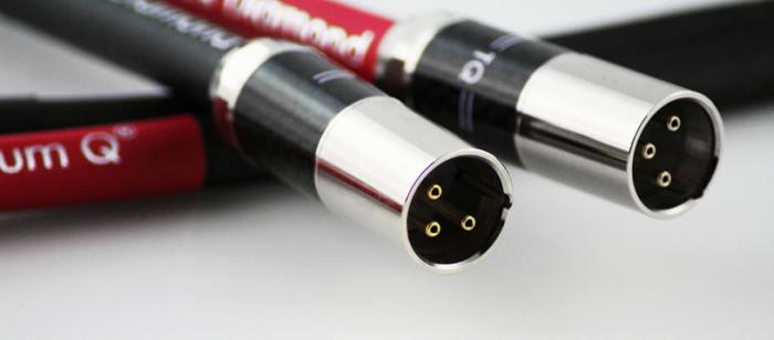 Cablu Interconect Tellurium Q Black Diamond XLR 3