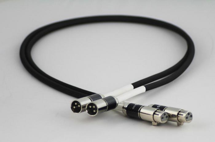 Cablu Interconect Tellurium Q Ultra Silver XLR [5]