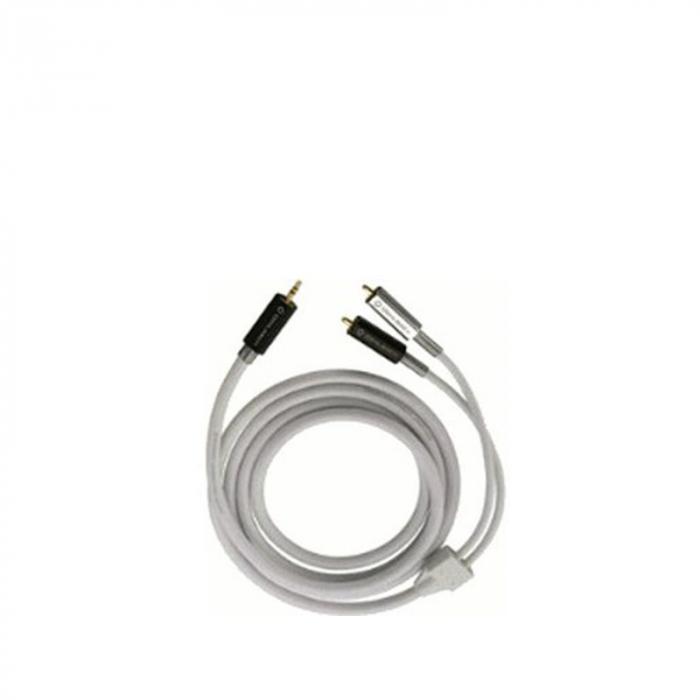 Cablu Oehlbach 90562 jack 3.5mm - 2 RCA 2m 0
