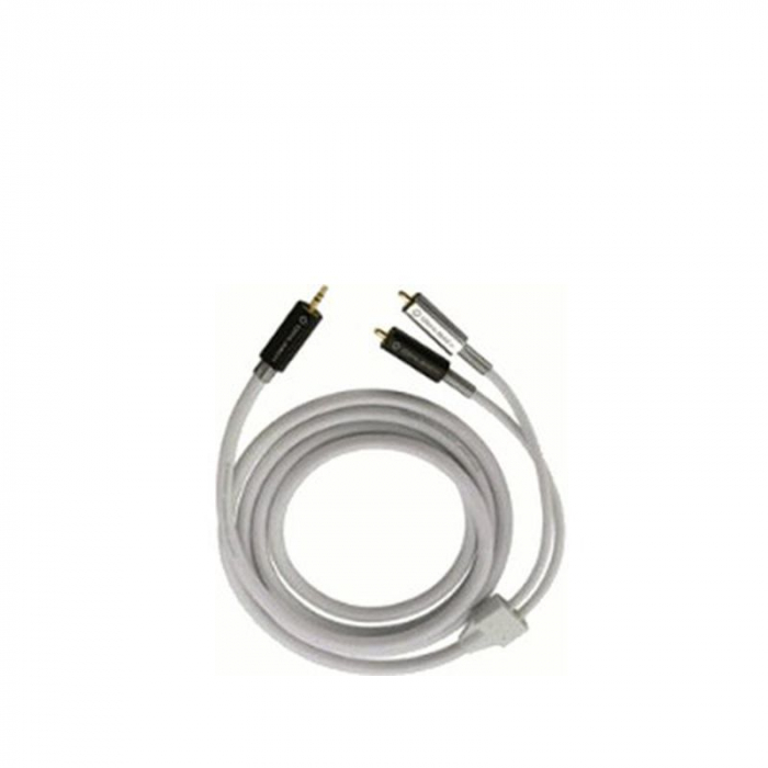 Cablu Oehlbach 90565 jack 3.5mm - 2 RCA 5m [0]