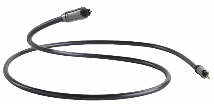 Cablu QED Performance Toslink-Mini Graphite 0
