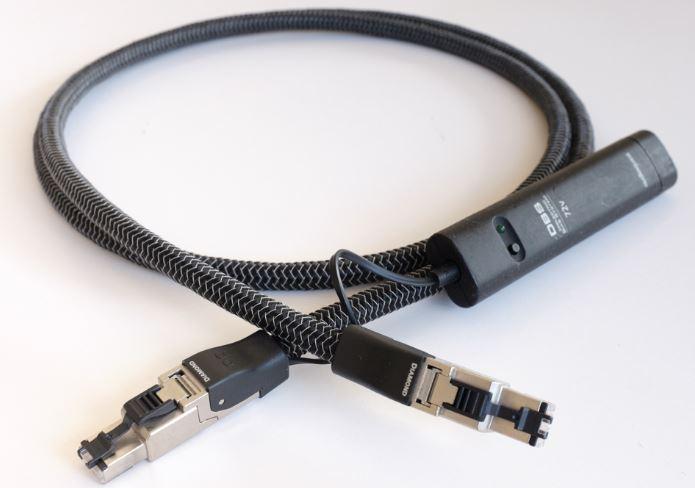 Cablu retea AudioQuest Diamond RJ45 CAT.7 1