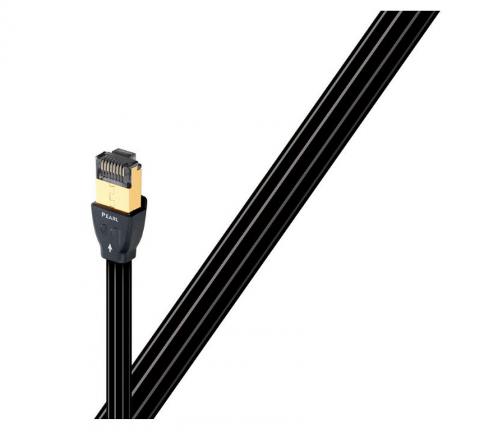 Cablu retea AudioQuest RJ45 CAT.7 Pearl 0