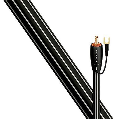 Cablu Subwoofer RCA - RCA AudioQuest Black Lab 0