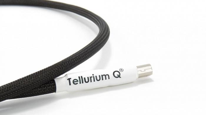 Cablu USB A-B Tellurium Q Silver Diamond 1
