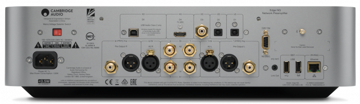 Streamer Cambridge Audio Edge NQ 1