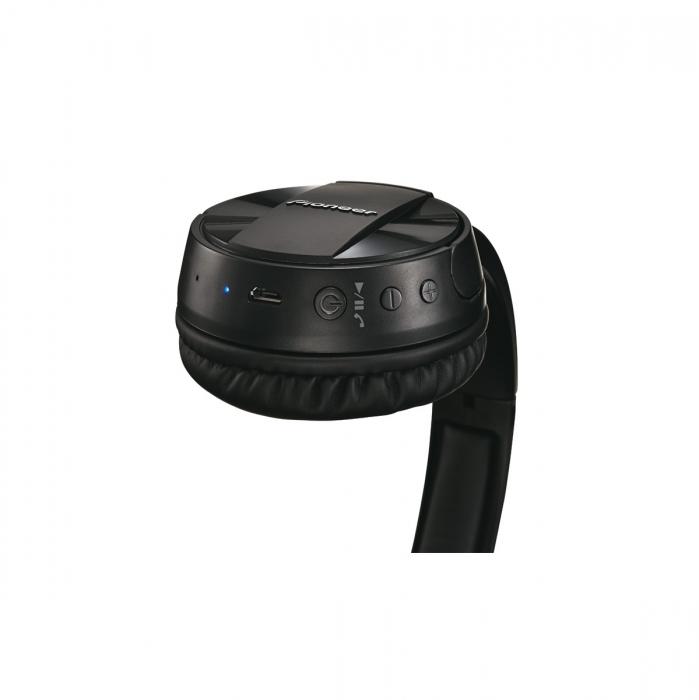 Casti audio bluetooth Pioneer SE-MJ553BT 2