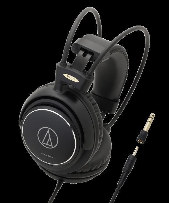 Casti Audio-Technica ATH-AVC500 0