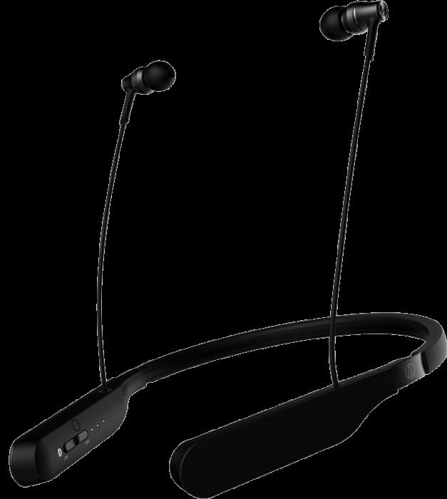 Casti wireless, in-ear, Audio-Technica ATH-DSR5BT Pure Digital Drive 0