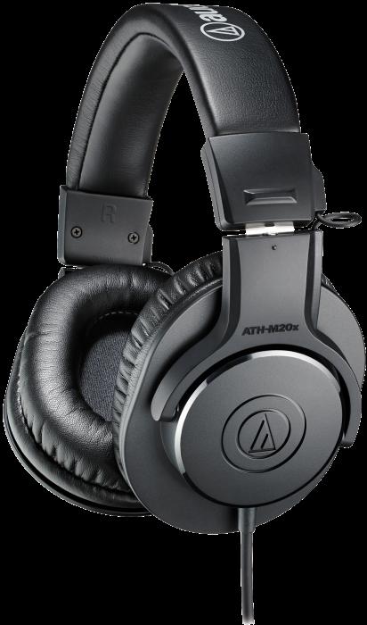 Casti DJ Audio-Technica ATH-M20x 0