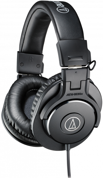 Casti DJ Audio-Technica ATH-M30x 0