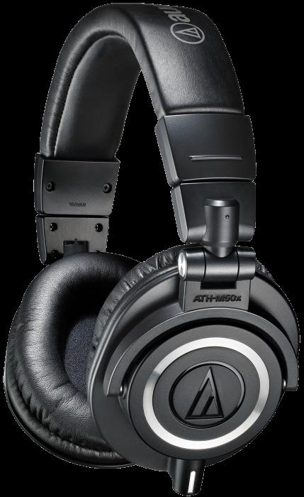 Casti DJ Audio-Technica ATH-M50x 0