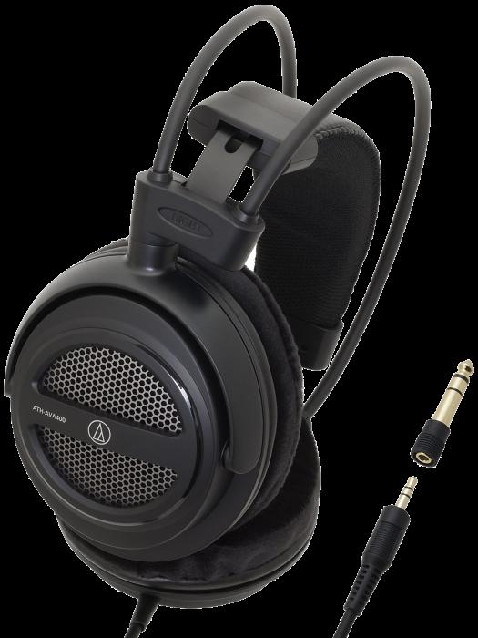 Casti Hi-Fi Audio-Technica ATH-AVA400 0