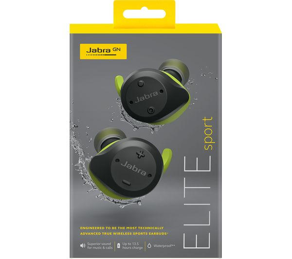 Casti In-Ear bluetooth Jabra Elite Sport 1